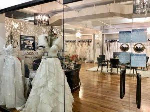 bridal store owner