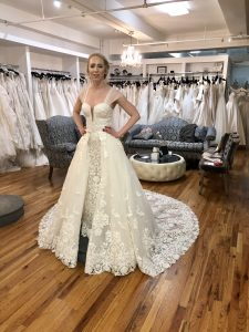 bridal store owner